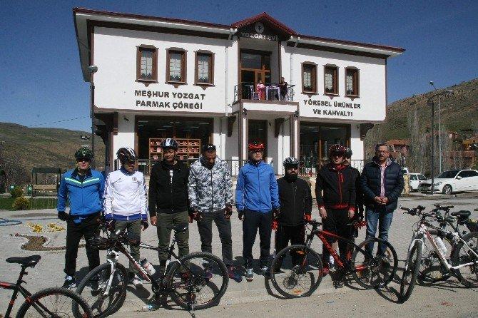 Yozgat Emniyet Müdürlüğü Bisiklet Turu Düzenledi