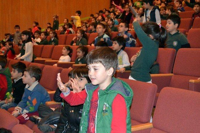 Çocuklar Eğlenerek, Peygamber Efendimiz'in Hayatını Öğrendi