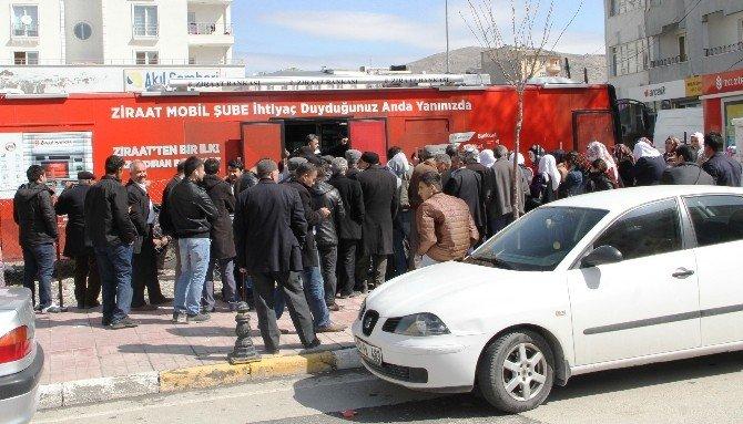 Ziraat Bankası'ndan Mobil Şube Hizmeti