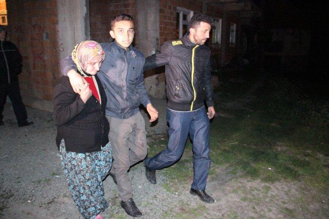 Babasını öldüren Kaymak: Sürekli anneme, kardeşime şiddet uyguluyordu