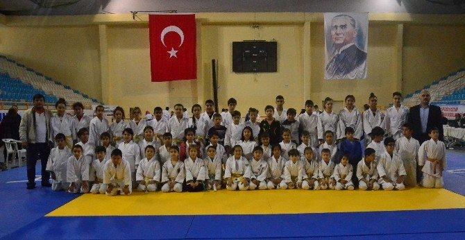 Adana Ve Türk Cumhuriyetleri Judo Müsabakaları