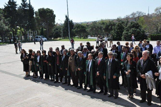 Balıkesir'de 5 Nisan Avukatlar Günü Kutlandı