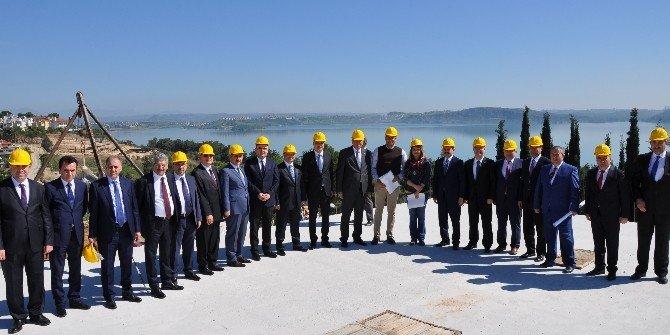 Adalet Bakanlığı Müsteşarı İpek'ten Adana Çıkarması