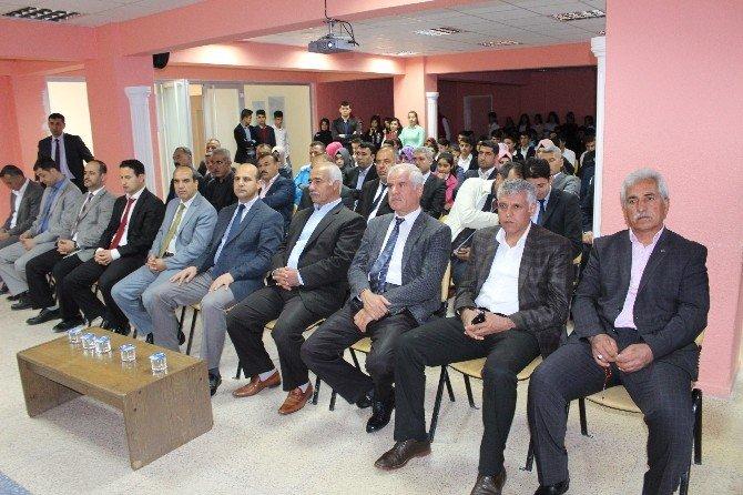 Samsat'ta Sezai Karakoç Kütüphanesi Açıldı