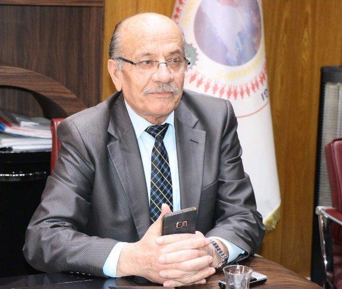 AK Parti Boğazlıyan İlçe Başkanı Hamza Kaya: