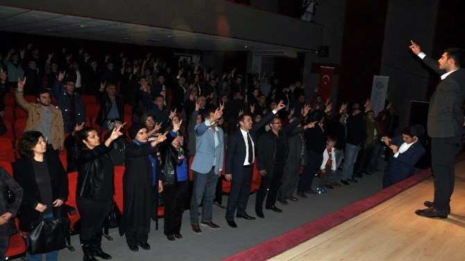Alparslan Türkeş Ölümünün 19. Yıl Dönümünde Bandırma'da Anıldı