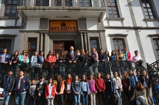 Avrupalı Turizm Elçileri Niksar'da