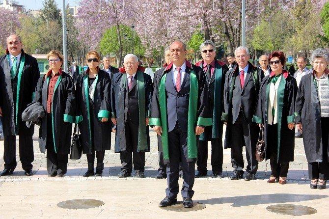 Gaziantep'te Avukatlar Günü Kutlamaları