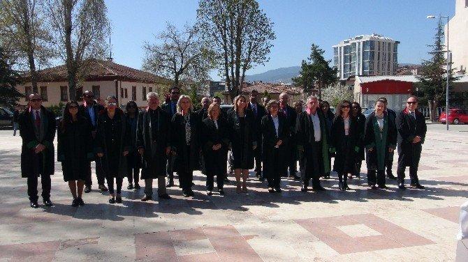 Bilecik'te Avukatlar Günü Kutlaması