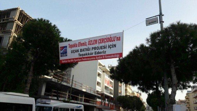 Başkan Çerçioğlu'nun Yatırımı Kuşadalıları Heyecanlandırdı