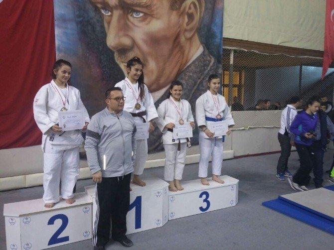 Aydın Judoda Türkiye Şampiyonluğu Biletini Aldı