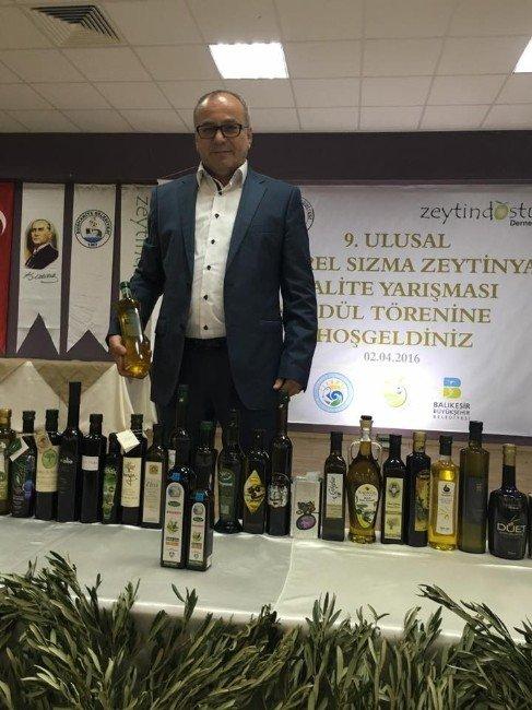 Zeytinyağı Yarışmasında Akhisar'a 6 Ödül