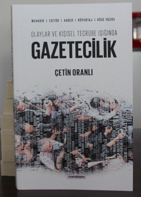 Gazetecinin Kaleminden, 'Gazetecilik' Kitabı