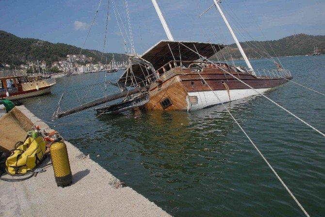 Batan Tekneyi Belediye Çıkartıyor