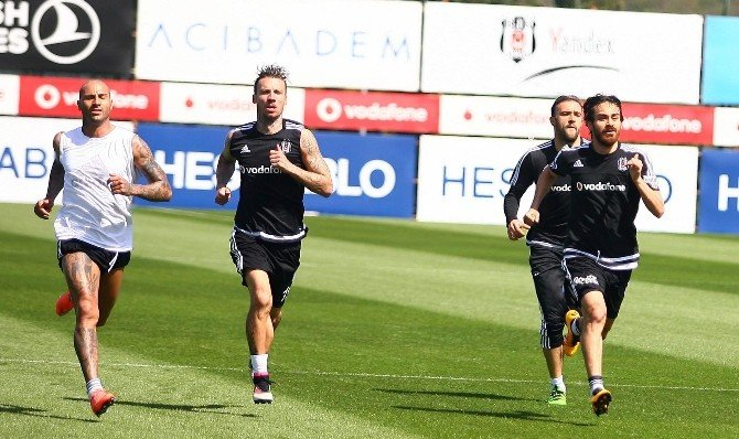 Beşiktaş, Bursaspor Maçı Hazırlıklarına Başladı