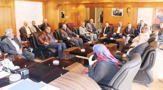 Boğazlıyan Belediye Başkanı Hamdi Erdal: