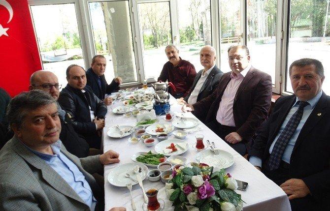 Bürokrat Ankaralılar Derneği Başkanı İbrahim Taşkesti: