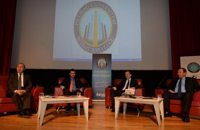 Sürdürülebilir kalkınma Uludağ Üniversitesi'nde ele alındı