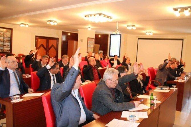 Çerkezköy Belediye Meclisi'ni Akay'ın Yerine Yılancı Yönetti