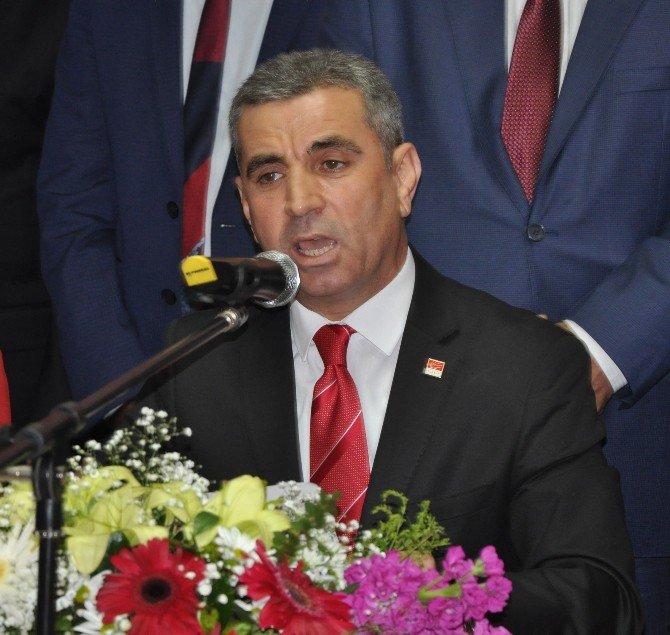 CHP, Saldırıya Uğrayan Milletvekili İçin Toplandı