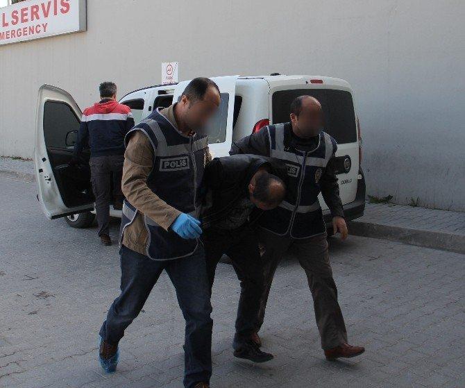 Çorum Polisinden Terör Örgütüne Şafak Operasyonu