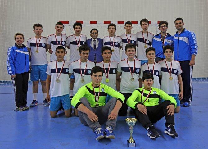 Türkiye hentbol şampiyonasında Eskişehir'i büyükşehir temsil edecek