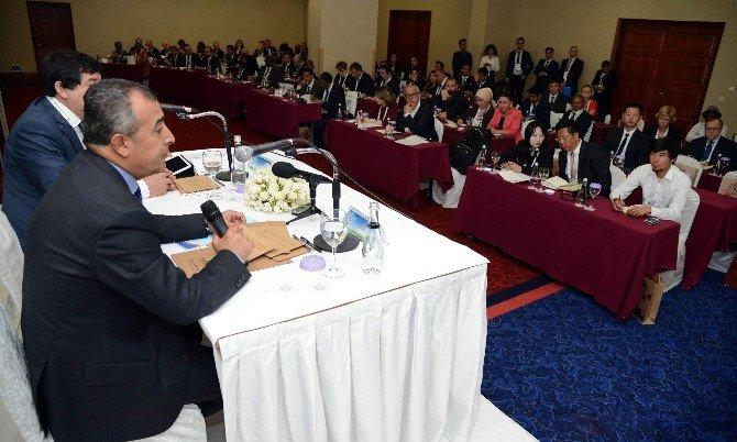 EXPO 2016 Antalya Uluslararası Katılımcılar Toplantısı