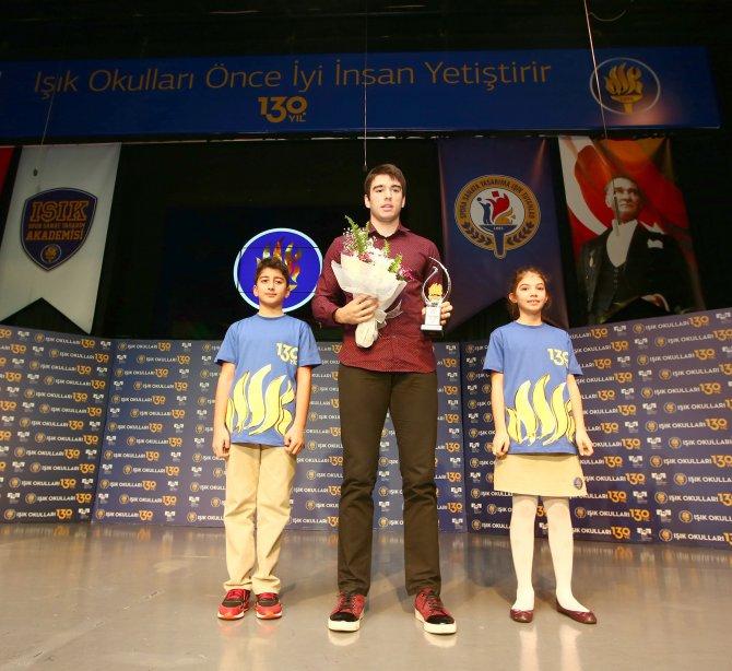 Fenerbahçe Erkek Basketbol Takımı ve Zeljko Obradovic'e ödül