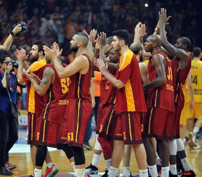 Galatasaray Odeabank Final Kapısında