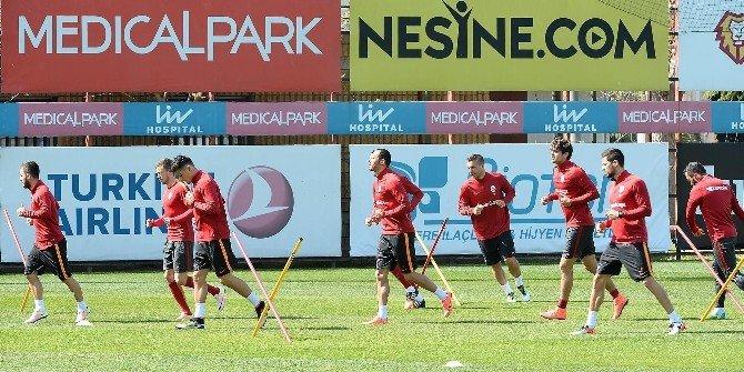 Galatasaray'da ÇAYKUR Rizespor Hazırlıkları Sürüyor