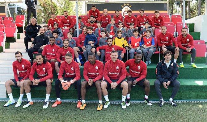 Galatasaray, Çaykur Rizespor maçına hazırlanıyor