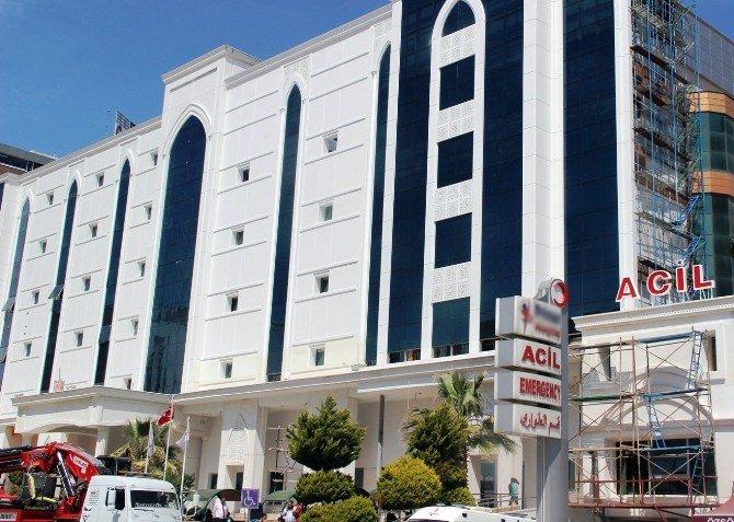 Gaziantep'te Hastaneye Paralel Yapı Operasyonu