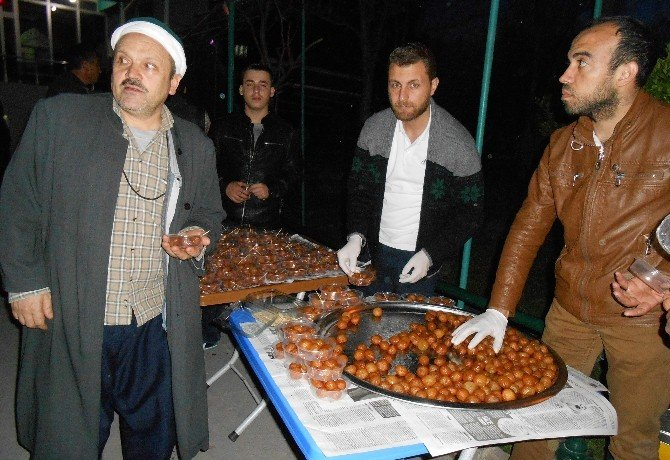 Eskişehirli MHP'lilerden Merhum Türkeş'in 19. Ölüm Yıl Dönümünde Mevlid-i Şerif