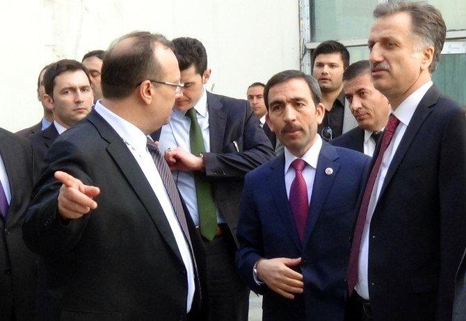 Bakan Yardımcısı Coşkun'un Hakkari Ziyareti