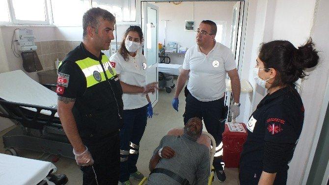 Marmaris'te Sokaklarda Yaşayan Şahıs Huzurevine Yerleştirildi