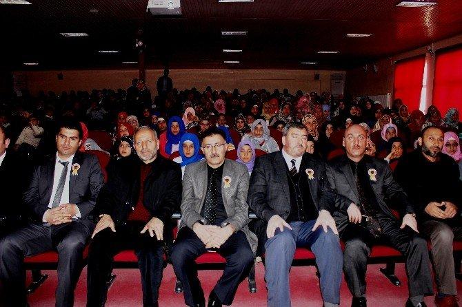Iğdır'da Arapça Bilgi Ve Etkinlik Yarışması