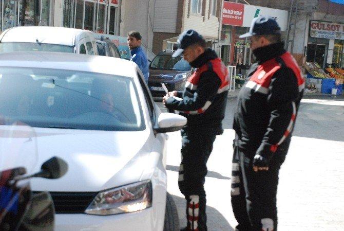 İl Genelinde Jandarma Motorize Ekipler Kontrollere Başladı!