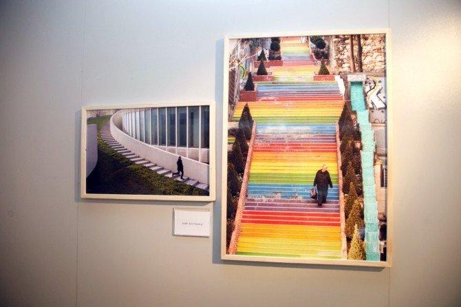 İstanbul'un Merdivenleri Küçükçekmece'de