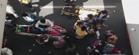 Belediye Otobüsleri Çarpıştı: 10 Yaralı