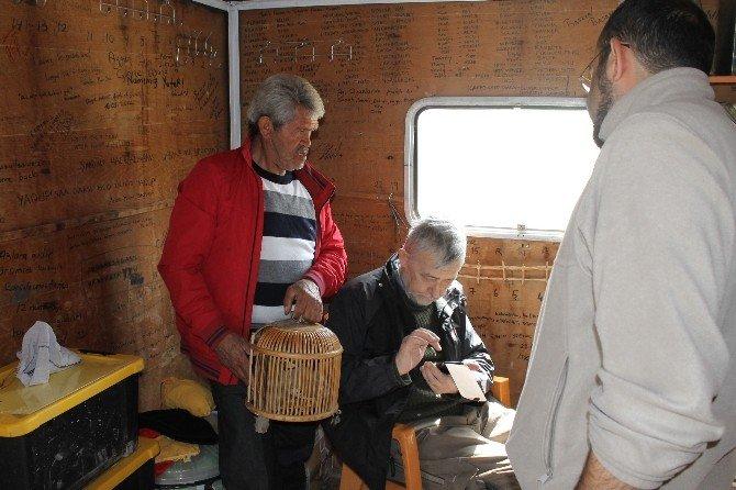 Kaçak Keklik Avcıları Yakaladı