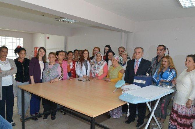 Kırklareli Valisi Esengül Civelek Sodam'ı Ziyaret Etti