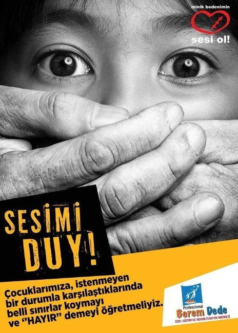 Kulu'da Çocuk İstismarı Ve Şiddetine Karşı Broşür Dağıtıldı