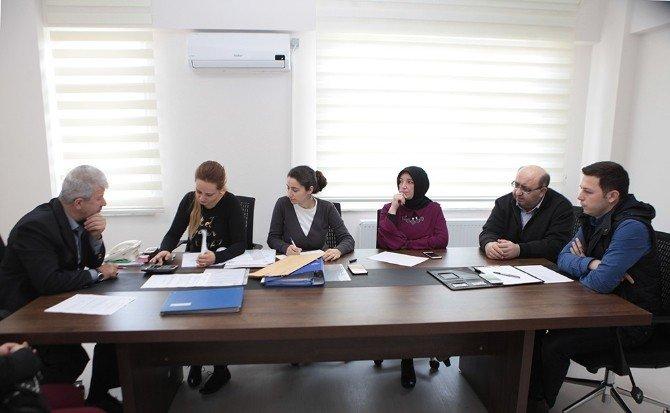Yenikent MYO'nun İhalesi Yapıldı