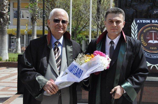 Nazilli'de Avukatlar Günü Kutlandı