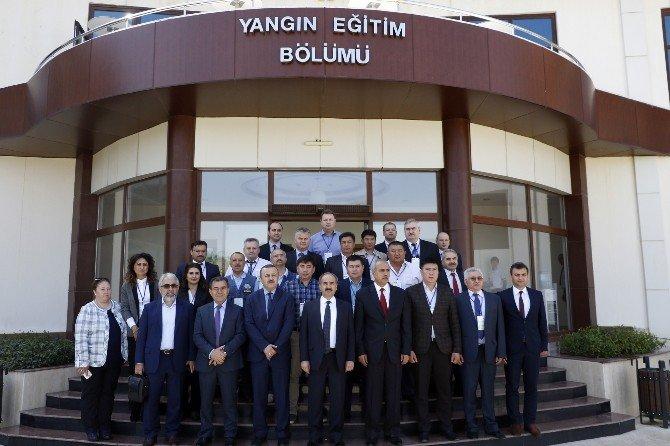 Antalya'da 60 Ülkeye 'Orman Yangını Yönetim Sistemi Eğitimi' Verilecek