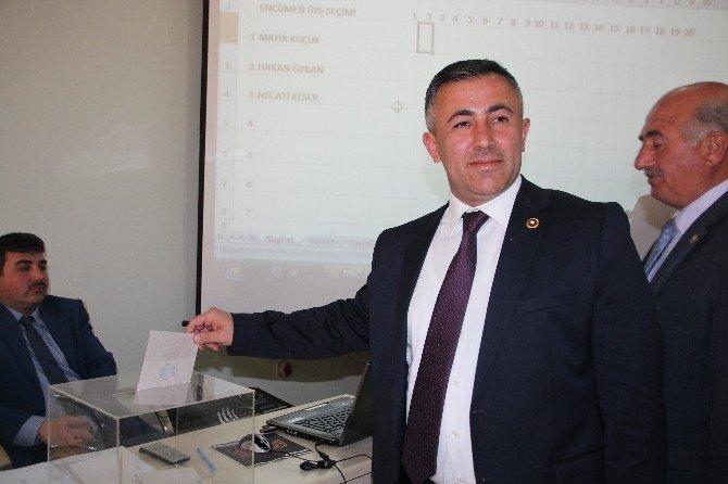 İl Genel Meclis Nisan Ayı 2'inci Birleşimde Seçim Rüzgarı Esti