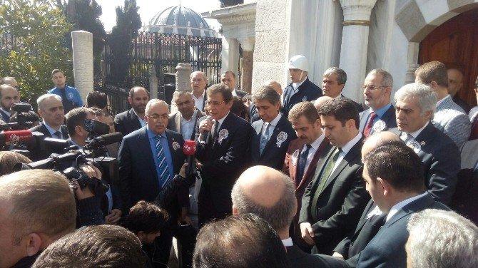 Plevne Kahramanı Gazi Osman Paşa Kabri Başında Anıldı