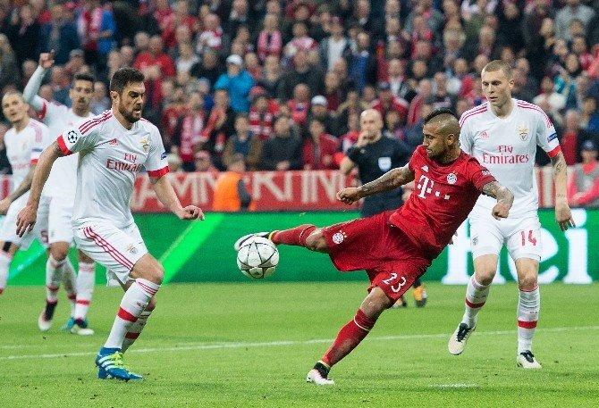 Bayern Münih'e 2 Dakika Yetti