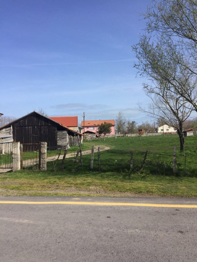Belediye köy evlerini estetik bir görünüme kavuşturacak