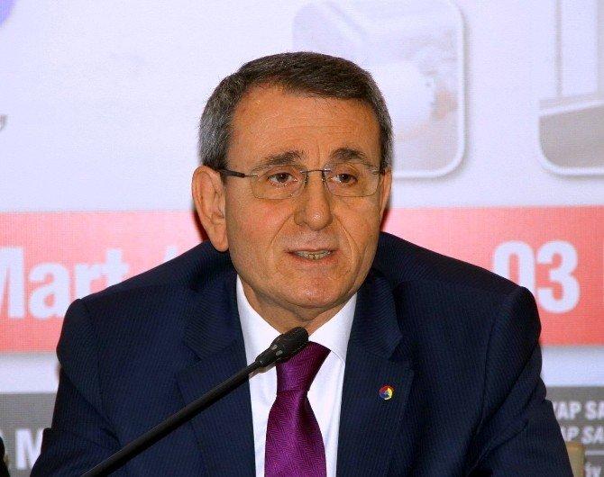 """Murzioğlu: """"Fuar Önemli Bir Araç"""""""